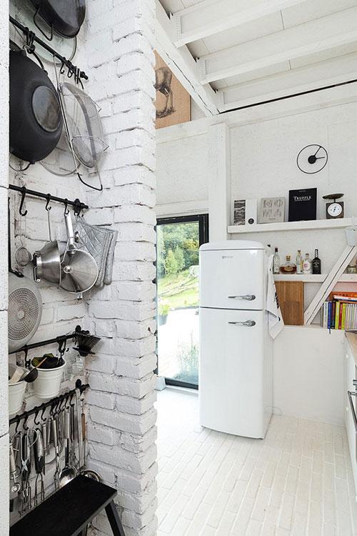 Witte keuken zwarte tegels: badkamertegels inspiratie tegels ...