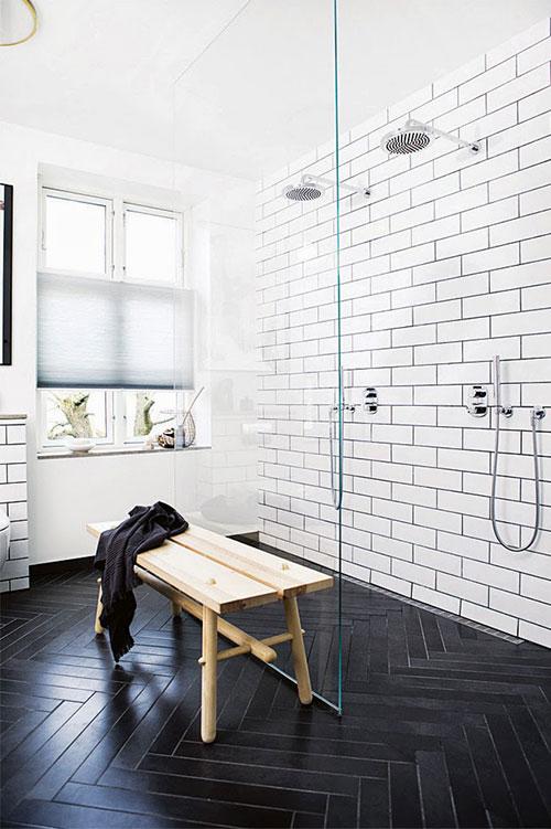 Scandinavische droombadkamer | Interieur inrichting