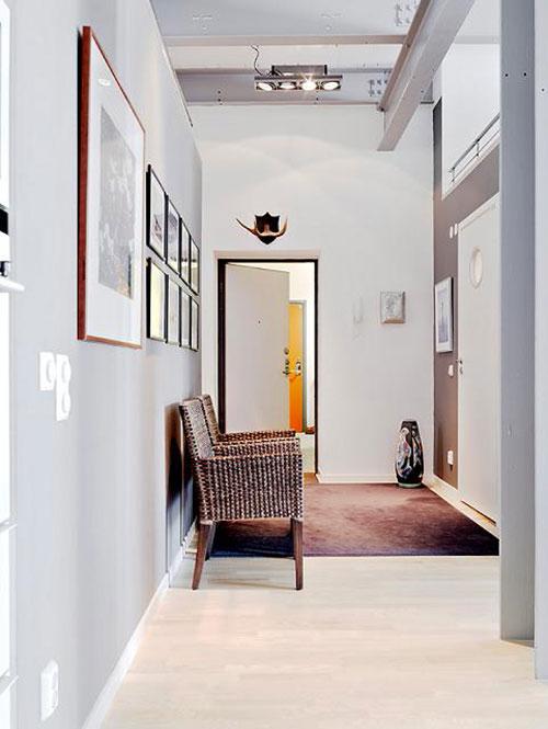 Scandinavische hal interieur inrichting for Interieur ideeen hal