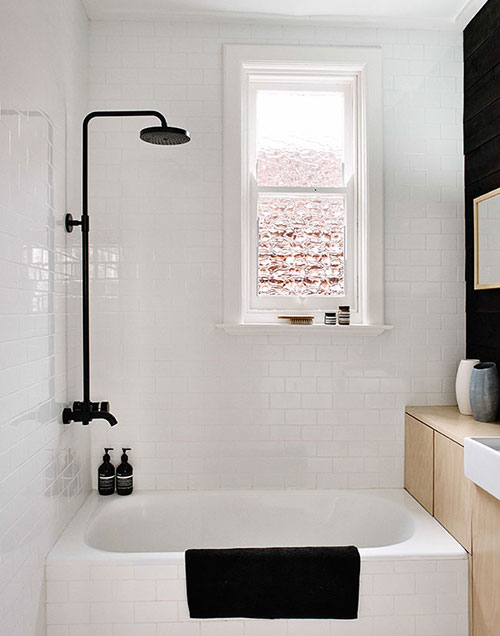 Best Badkamer Scandinavische Stijl Photos - New Home Design 2018 ...