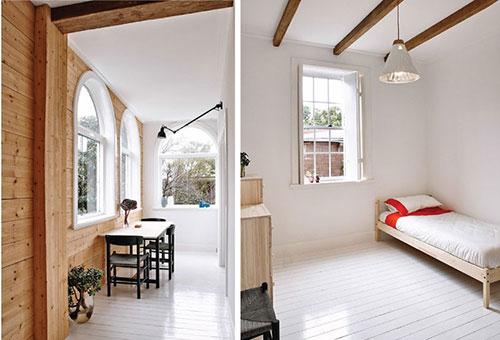 Scandinavisch Interieur Sydney : Scandinavische interieur in een appartement uit australië