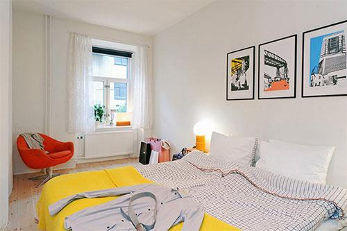 Voorbeelden scandinavische slaapkamers : scandinavische slaapkamer ...