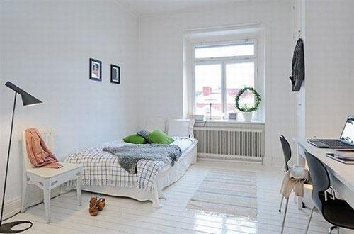 Scandinavische slaapkamersInterieur inrichting | Interieur inrichting