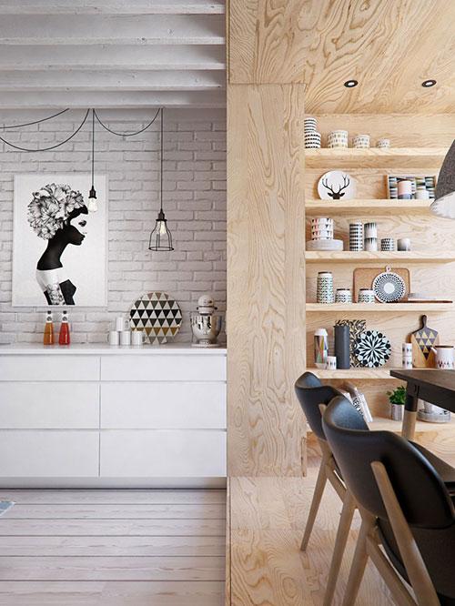 Inspiratie Woonkamer Scandinavisch: zo creëer je een stijlvolle ...