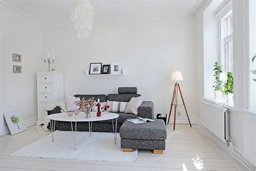 10 Scandinavische woonkamers | Interieur inrichting