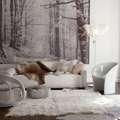 Keuken Gordijnen Leen Bakker : Winter Living Room Decorating Ideas