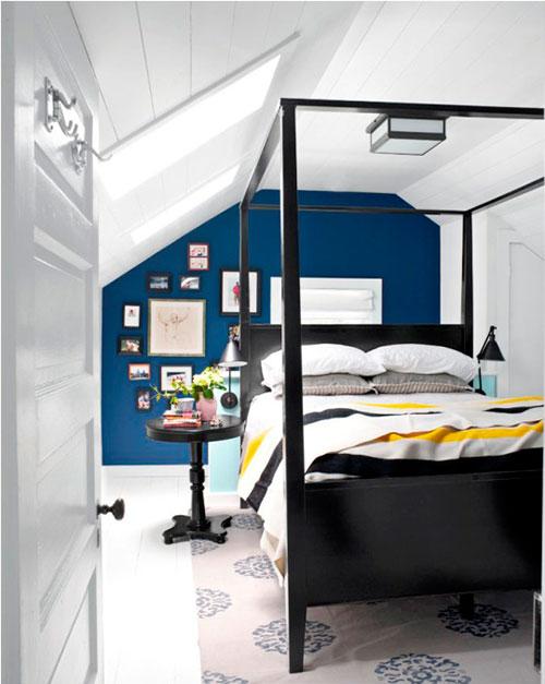 Schilderijen in slaapkamer makeover  Interieur inrichting