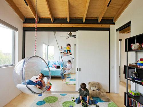 Schommel In Kinderkamer : Schommel in kinderkamer interieur inrichting