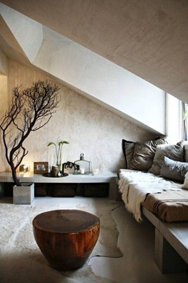 Schuine muren in je kamer inspiratie en tips interieur for Kamer interieur inspiratie