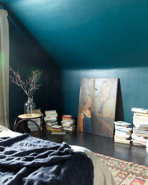 Slaapkamer Met Schuine Wanden : Slaapkamer met schuine wanden ...