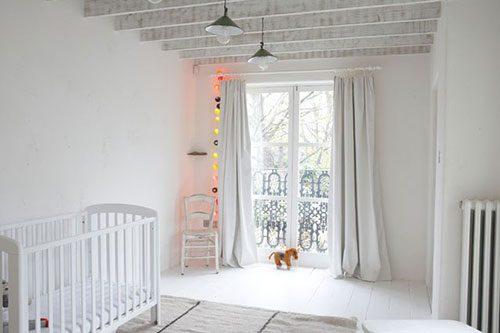 Serene babykamer
