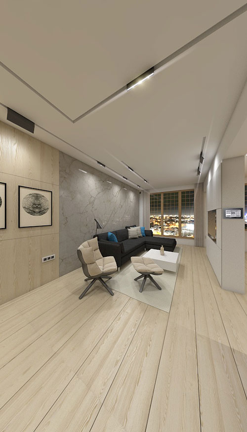 Sfeerverlichting in woonkamer | Interieur inrichting