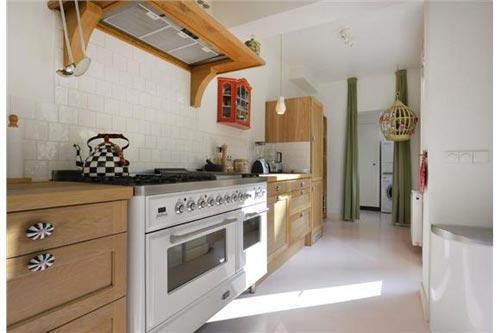 Sfeervolle vintage keuken