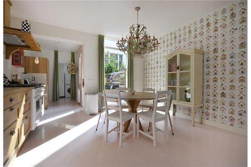 Sfeervolle vintage keuken interieur inrichting for Vintage woonkamer