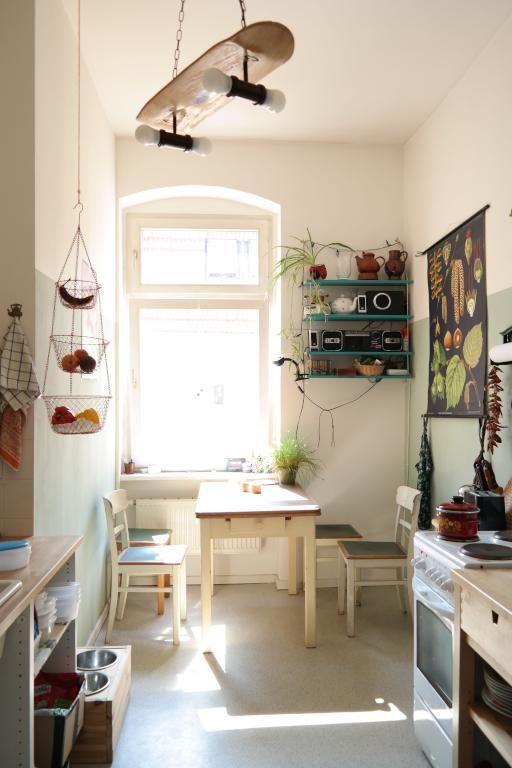Bekend Skatebord deck in huis! | Interieur inrichting &ZR12