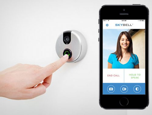 SkyBell video deurbel