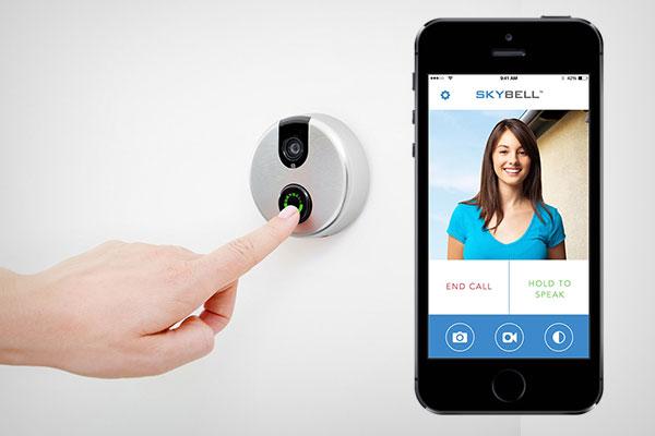 SkyBell video deurbel