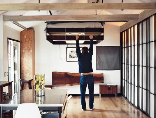 1 Kamer Appartement Interieur Inrichting