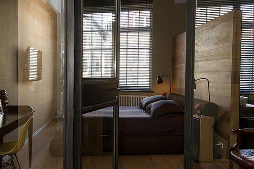 ideeën badkamer in slaapkamer badkamer inrichten badkamer met ...