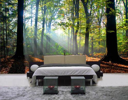 behang slaapkamer ideeen artsmediafo