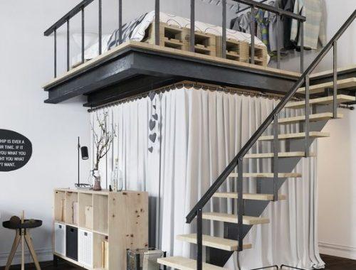 slaapkamer-entresol-trap