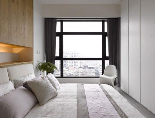 Slaapkamer door Ganna Design met vaste kasten