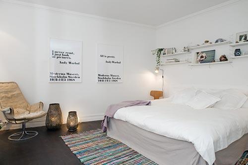 Slaapkamer ideeen uit Göteborg | Interieur inrichting