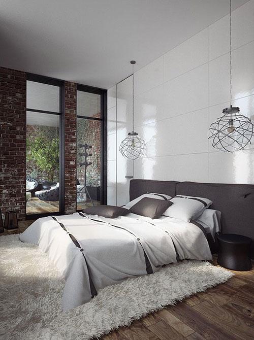 slaapkamer ideeën van sergey makhno workshop | interieur inrichting, Deco ideeën
