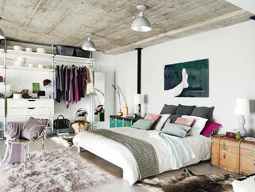 stoere slaapkamer lamp – artsmedia, Deco ideeën