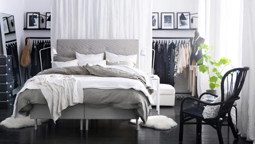 slaapkamer inrichten ikea  interieur inrichting, Meubels Ideeën