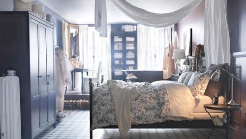 Slaapkamer inrichten IKEA | Interieur inrichting