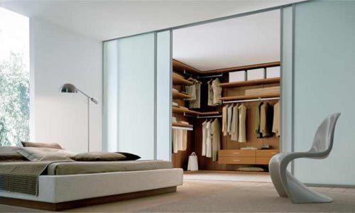 Slaapkamer inrichten met inloopkast