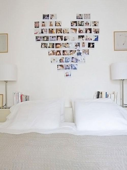 slaapkamer inrichten met kunst  interieur inrichting, Meubels Ideeën