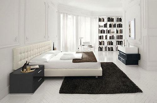 witte slaapkamer inrichten  consenza for ., Meubels Ideeën