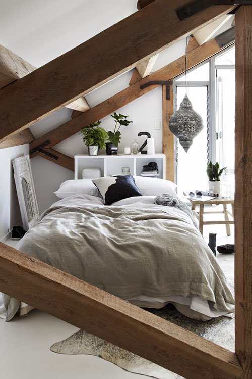 Slaapkamer inspiratie van Bedouin SOCIETE