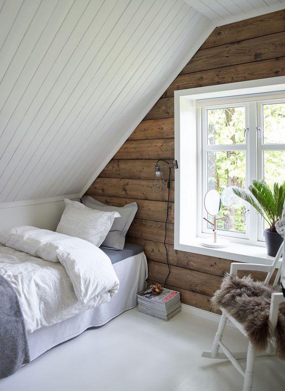Slaapkamer inspiratie natuur : Slaapkamer inspiratie fotobehang