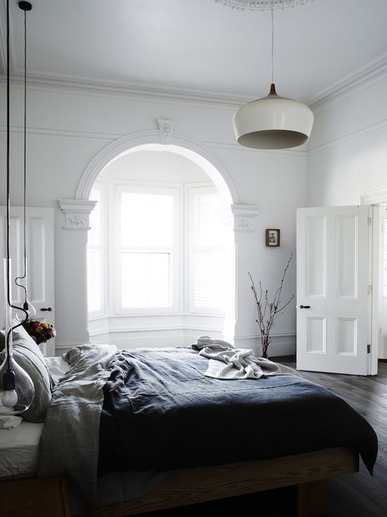 Slaapkamer inspiratie hanglamp