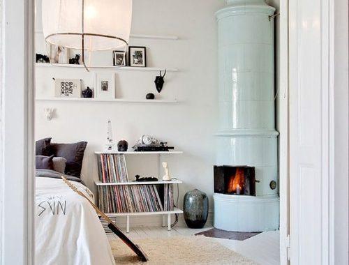 Kleine slaapkamer inrichten interieur inrichting for Interieur inspiratie slaapkamer