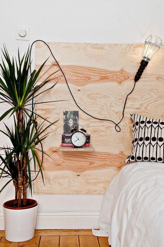 Slaapkamer inspiratie hoofdsteun
