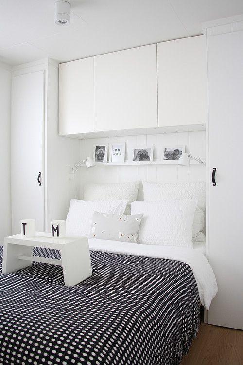 Slaapkamer inspiratie inbouwkast