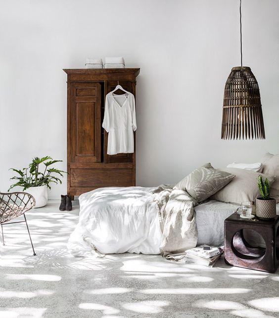 Slaapkamer inspiratie kledingkast