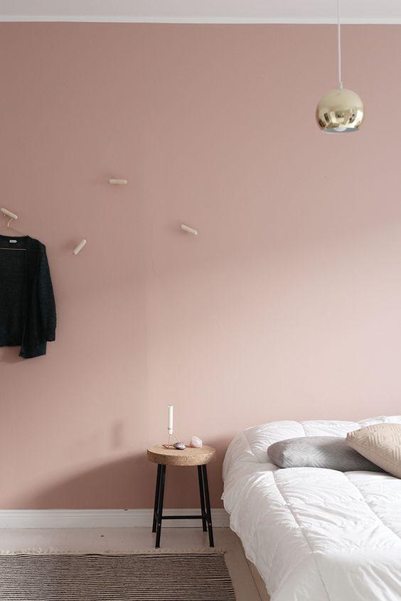Beautiful Muurkleur Slaapkamer Photos - Ideeën Voor Thuis ...
