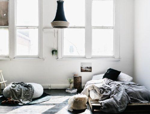 Slaapkamer inspiratie van Shelter 7