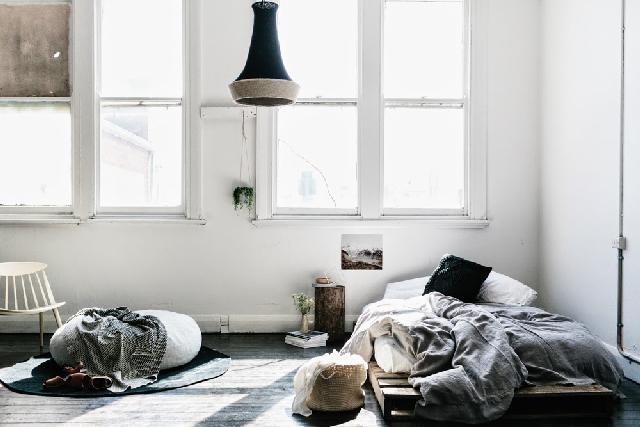 Slaapkamer inspiratie van shelter 7 interieur inrichting for Interieur inspiratie slaapkamer