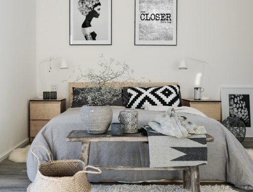 Slaapkamer inspiratie van Tanja