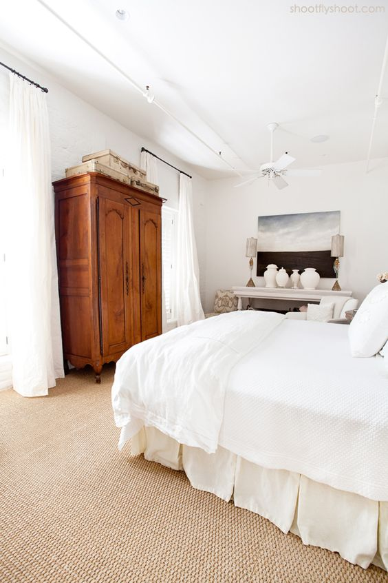 Slaapkamer tapijt of laminaat : 100x Slaapkamer inspiratie Interieur ...