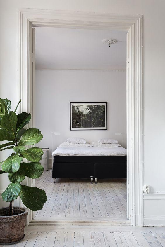 Slaapkamer inspiratie wanddecoratie