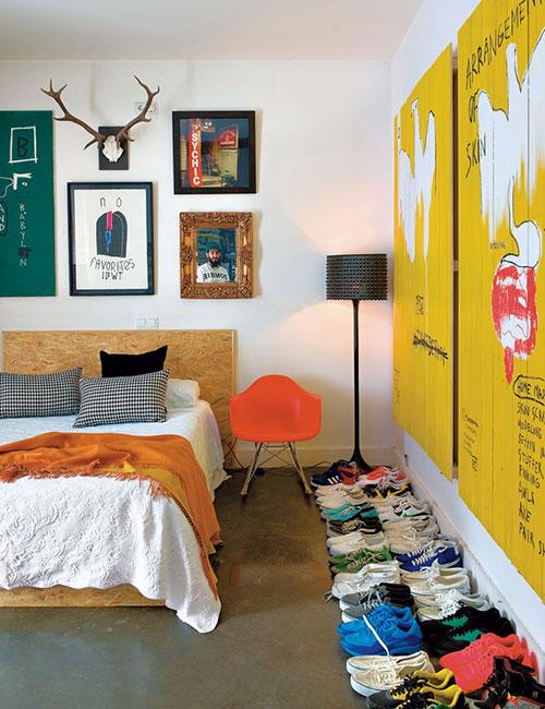 Slaapkamer inspiratie interieur inrichting for Interieur inspiratie slaapkamer