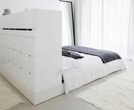 Slaapkamer kast | Interieur inrichting