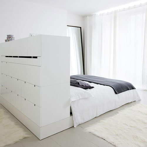 slaapkamer kasten